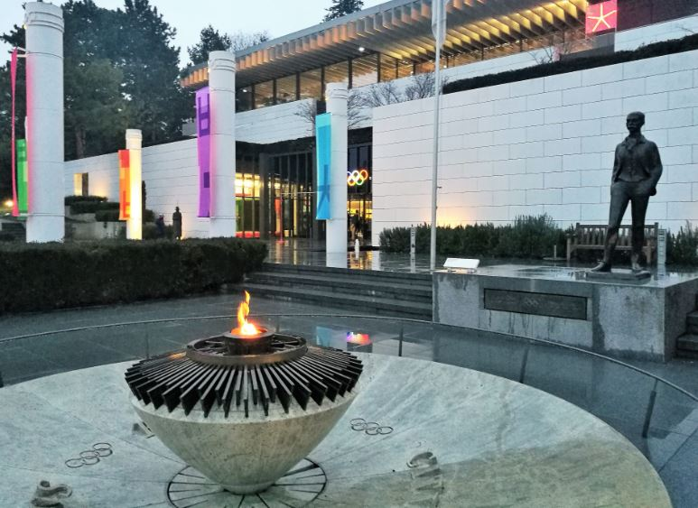 Olympic Museum in Lausanne to showcase Chinese paintings during Spring Festival