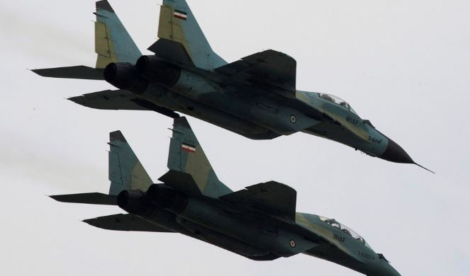 Iran confirms death of crashed MiG-29 pilot