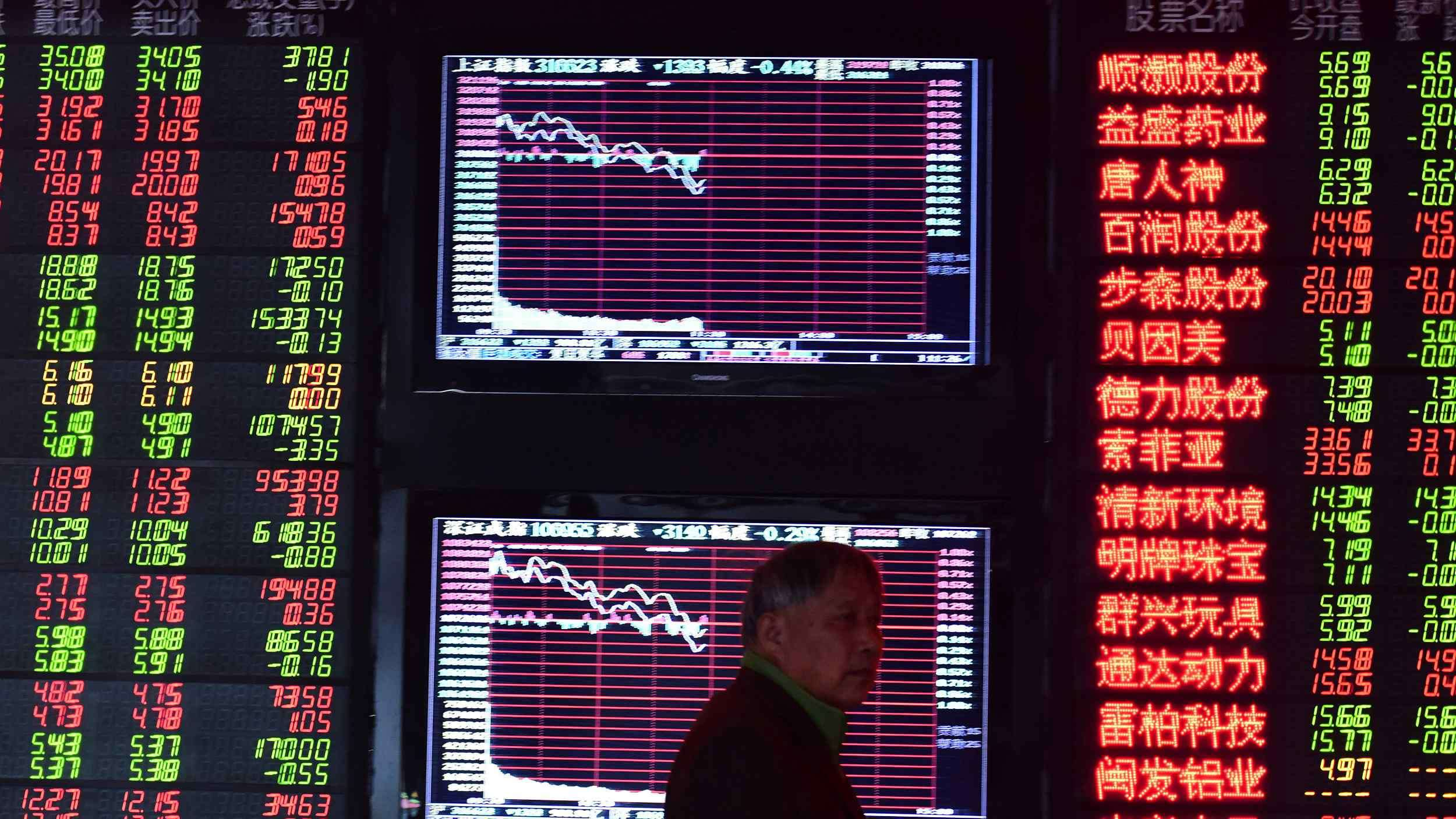 China approves amendment to securities law