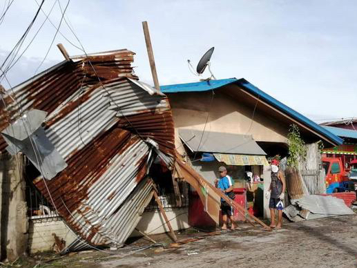 Philippines Christmas typhoon death toll climbs to 41