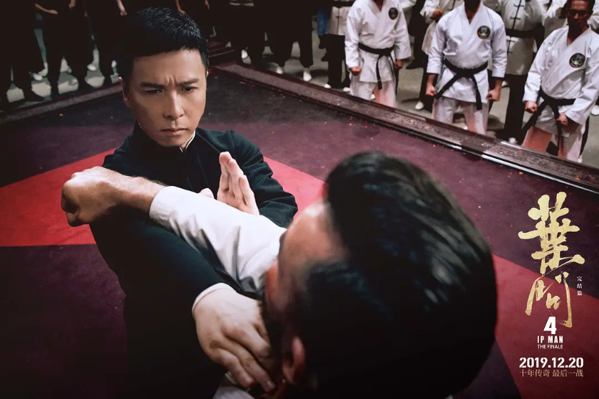 'Ip Man 4' leads Chinese mainland box office
