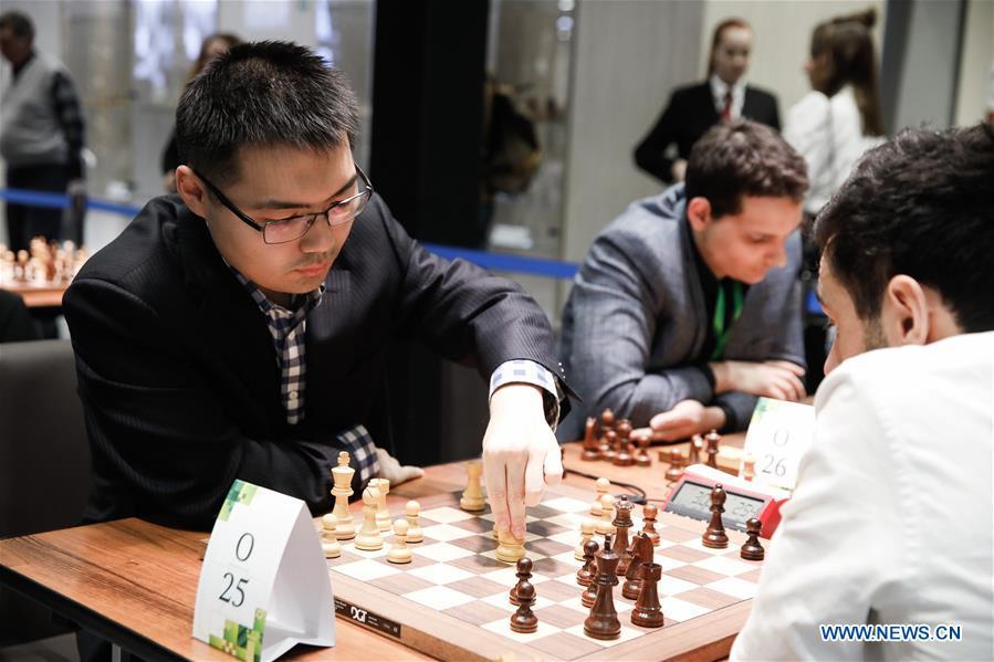 In pics: 2019 King Salman World Chess Rapid Open Championship