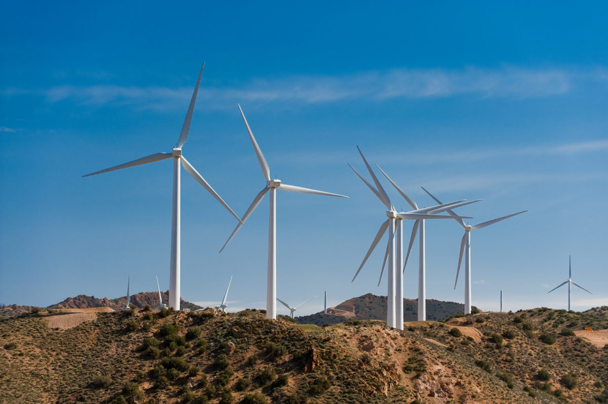Namibia signs land lease agreement for wind farm