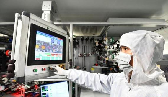 Chinese scientists develop high-voltage aqueous sodium-ion battery with longer life cycle