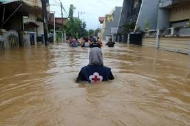 Five missing in Indonesian flash floods
