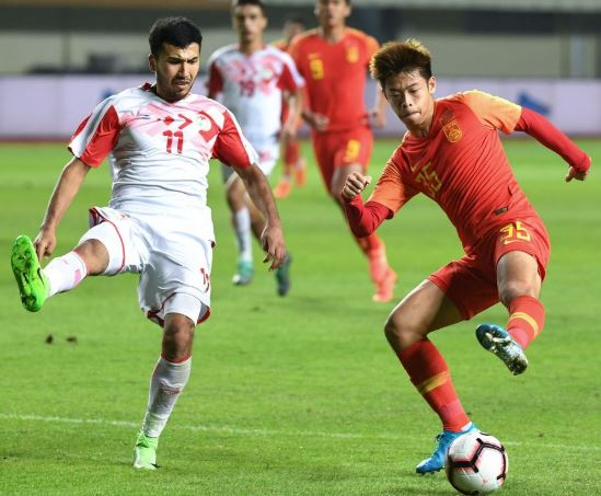 China gearing up for Olympic football qualifiers