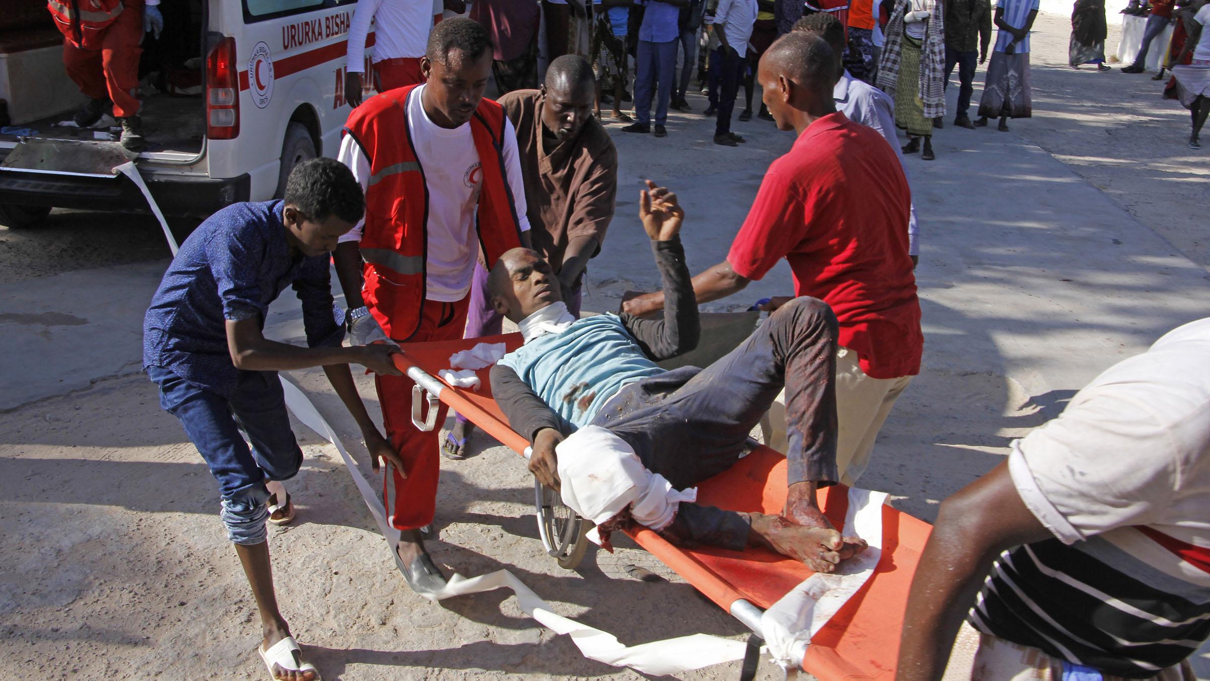 UN chief condemns terrorist attack in Somali capital