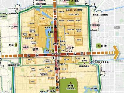 Beijing unveils draft plan for core area