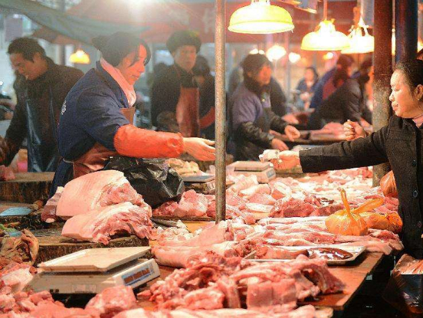 China ready to keep pork price stable for holiday season