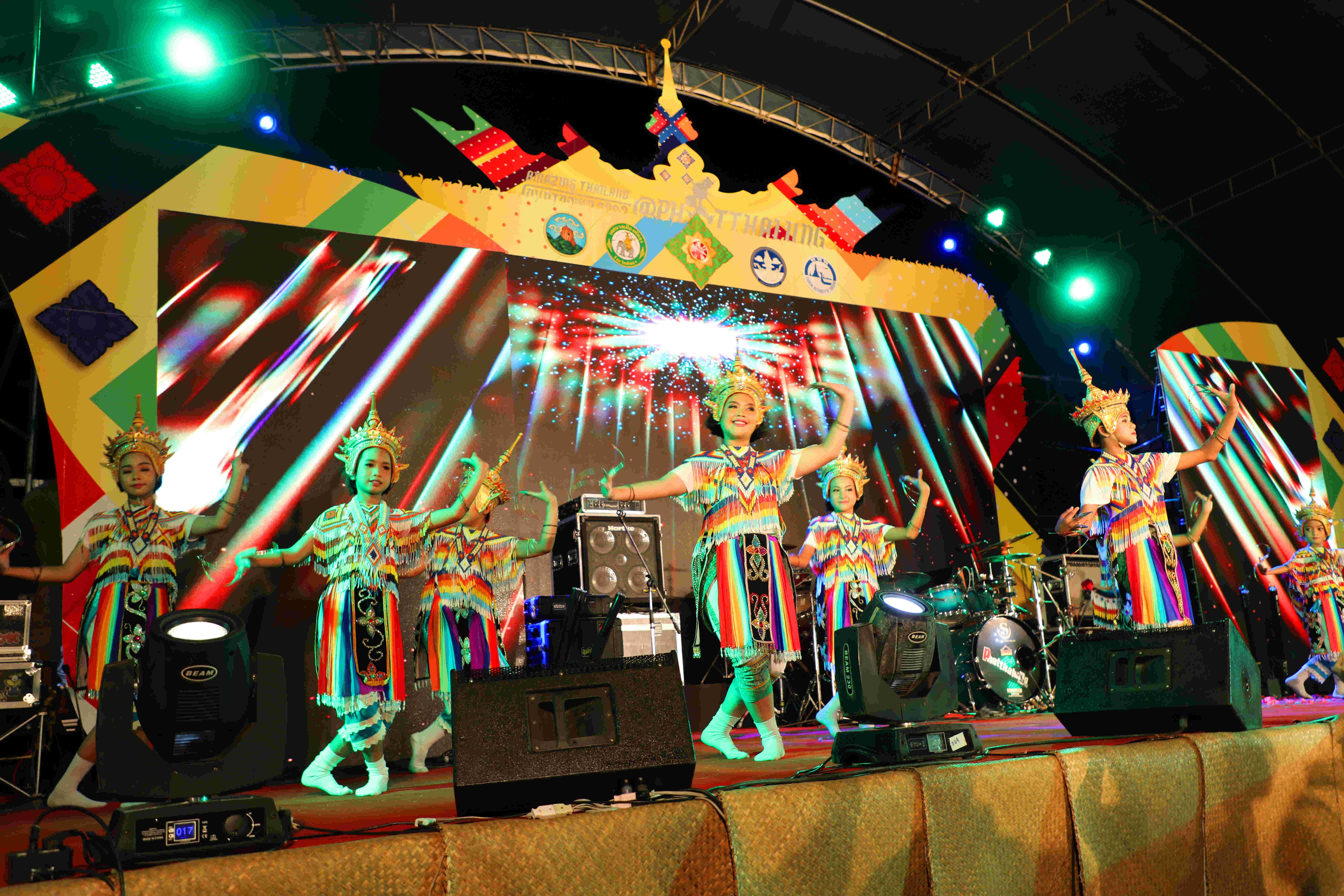 Countdown celebration kicks off in Phatthalung, Thailand