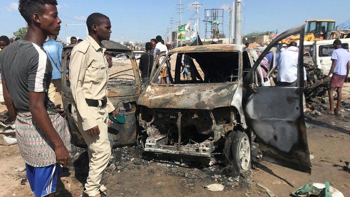 Somalia car bomb attack death toll rises to 84