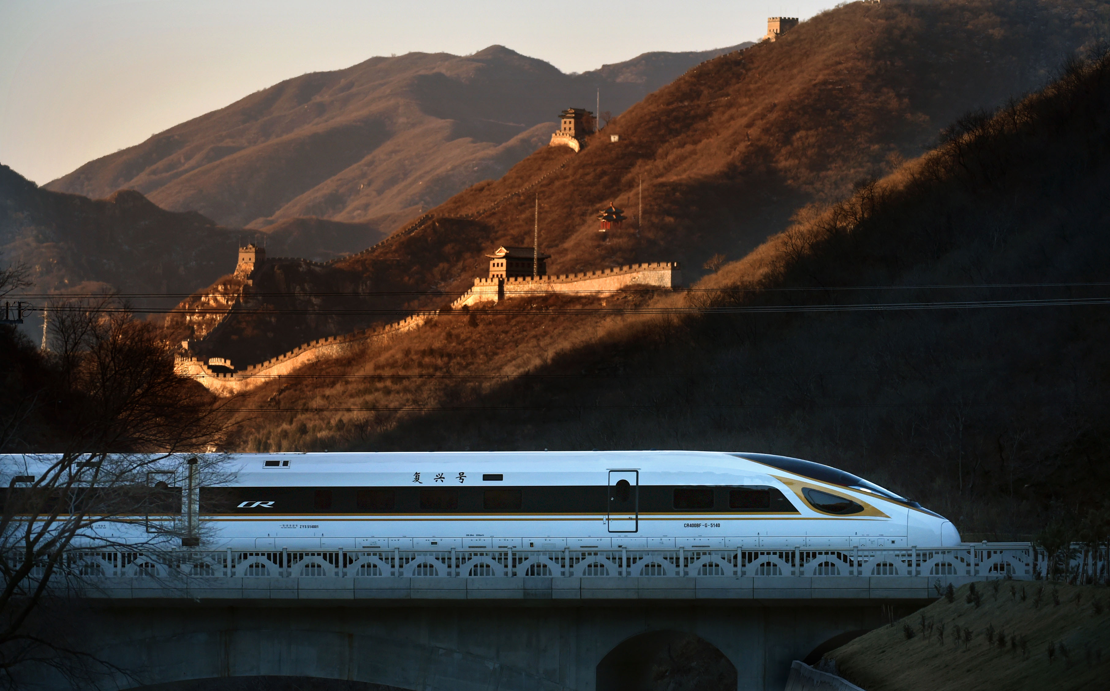 Xi stresses preparations for Winter Olympics as new high-speed railway opens