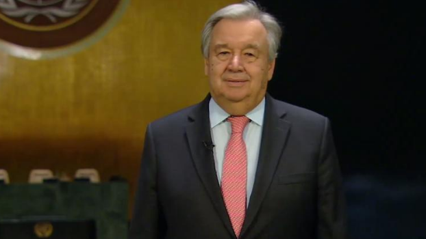 UN chief's message for 2020: Youth are 'greatest source' for the world