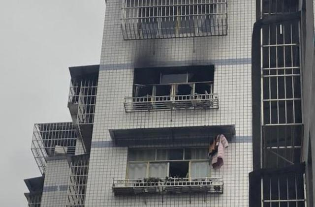 6 dead in building fire in SW China