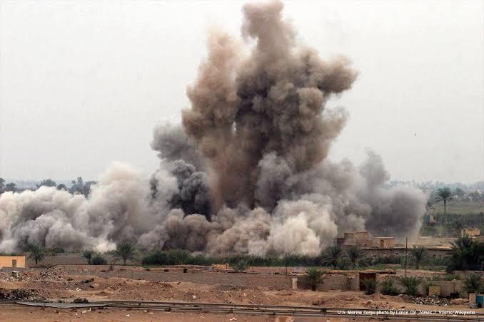 Lebanon's Hezbollah condemns U.S. attacks in Iraq