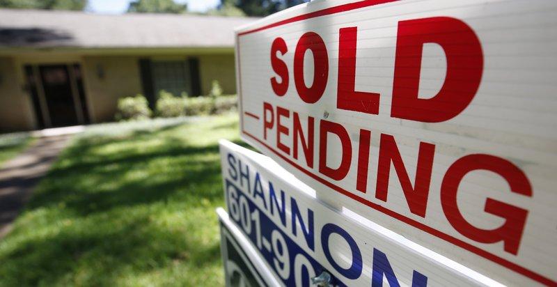 Pending homes sales rebound in November
