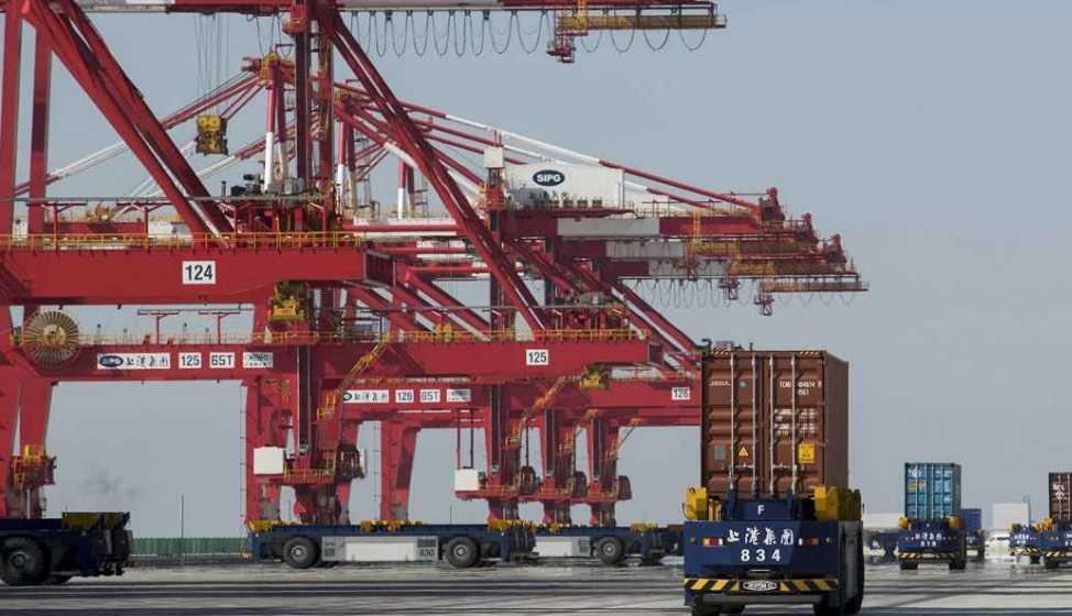 Guangzhou Port maintains its world ranking