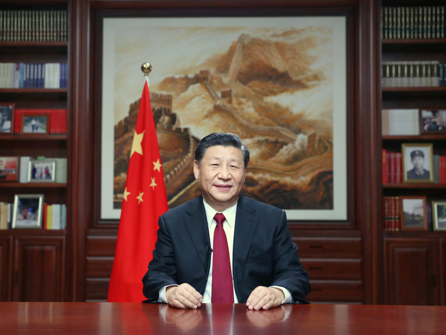 Full text: Chinese President Xi Jinping's 2020 New Year speech