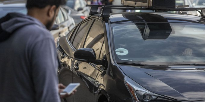 Uber sues California over gig-economy labor law