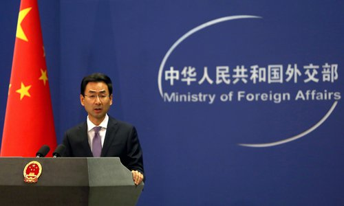 Chinese FM reminds overseas nationals to abide by local laws
