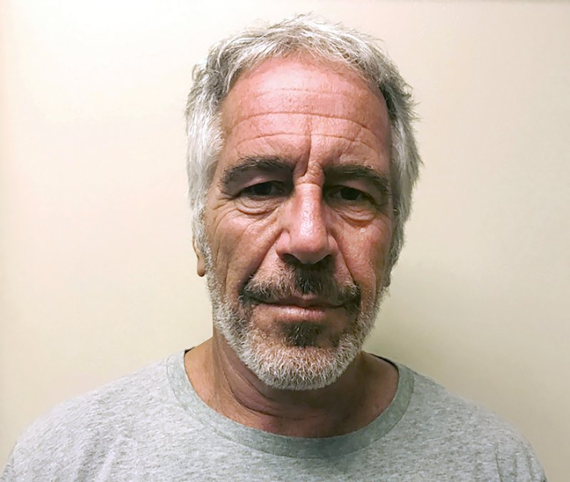 Woman sues Epstein estate, says she was 14 during encounter