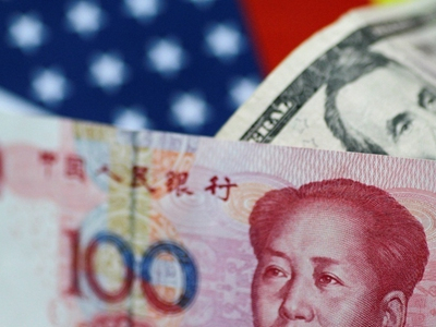 US dollar losing weight in China's trade-weighted yuan index amid trade war