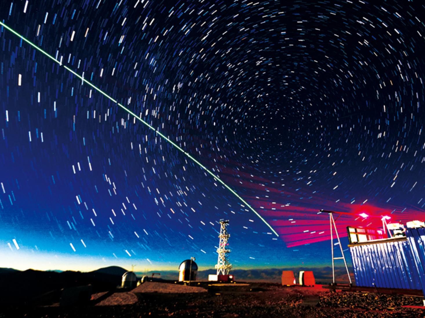 China tests world's 1st mobile quantum satellite ground station