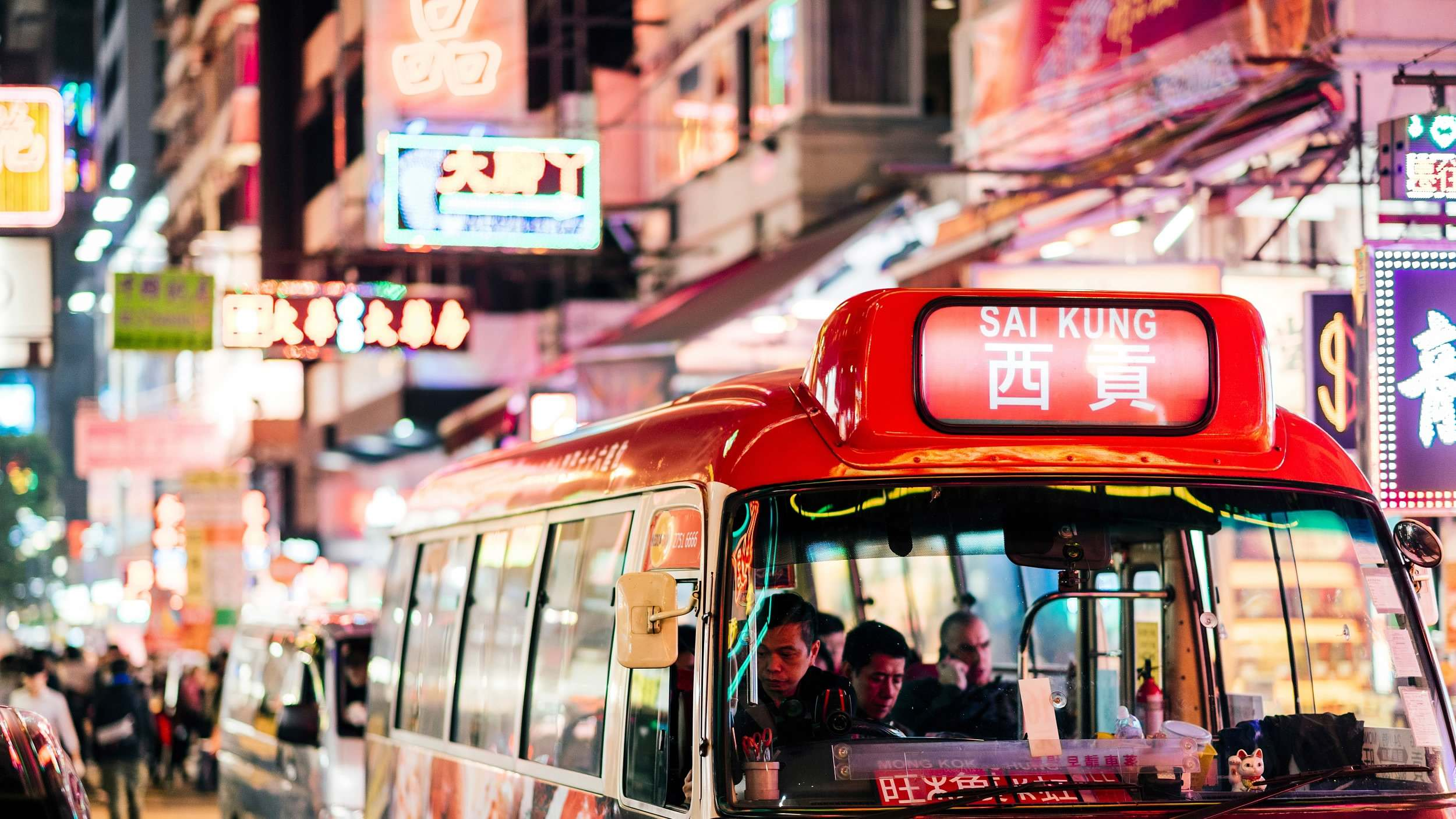 Visitors to Hong Kong drop 10 pct in first 11 months of 2019