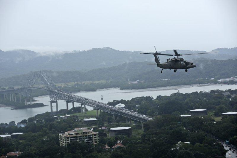 Panama Canal marks 20 years of US handover amid water crisis