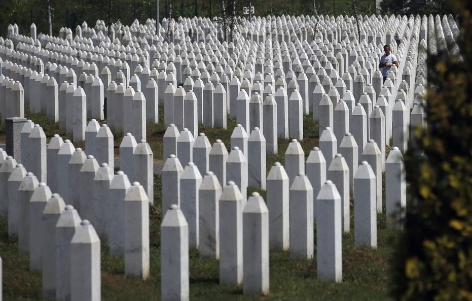 Ex-Bosnian Serb general indicted for aiding genocide