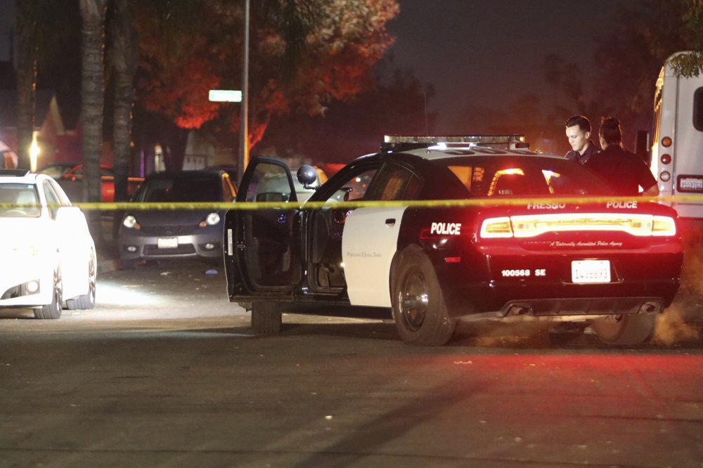 6 arrested in killings of 4 men at California backyard party