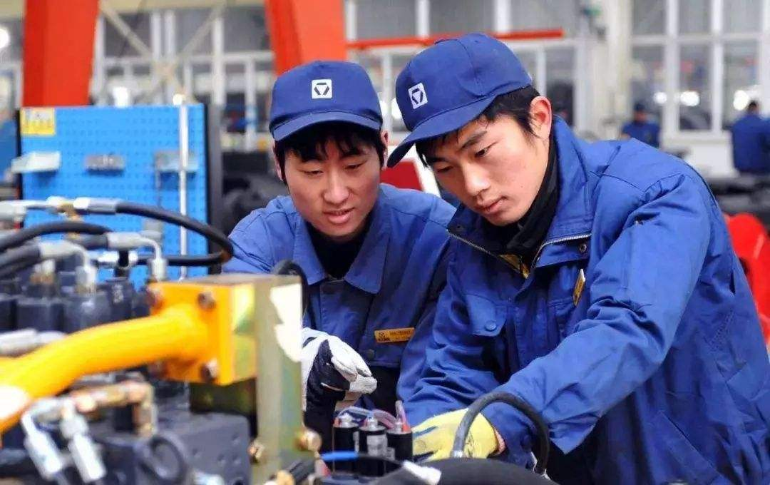 China to promote occupational skill ranking system