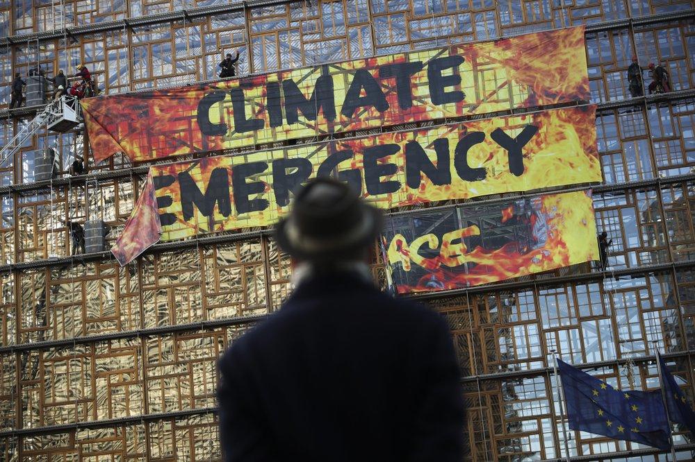Climate change, Brexit divorce: EU faces challenges in 2020