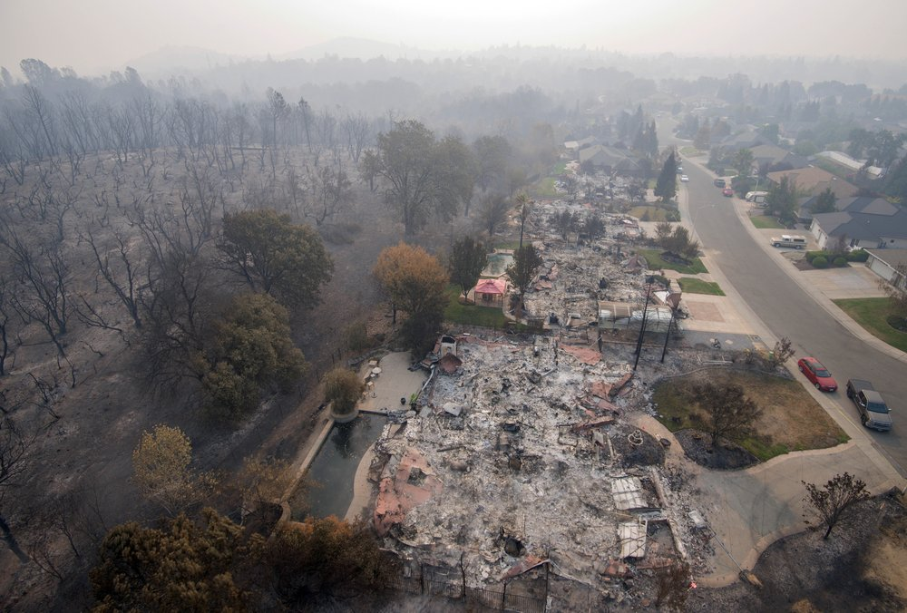 Financial tug-of-war emerges over fire victims' settlement
