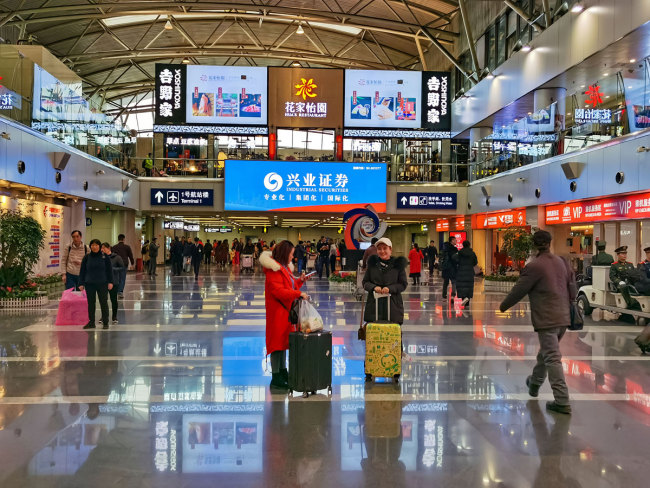 Beijing Capital Int'l Airport serves over 100 million passengers in 2019