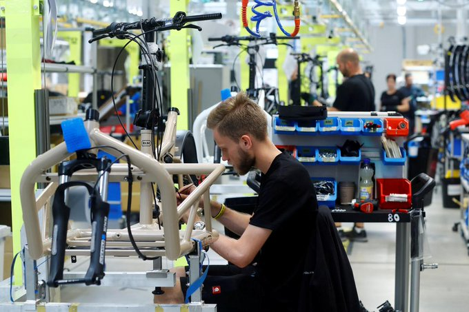 German sees continued rise in employment in 2019
