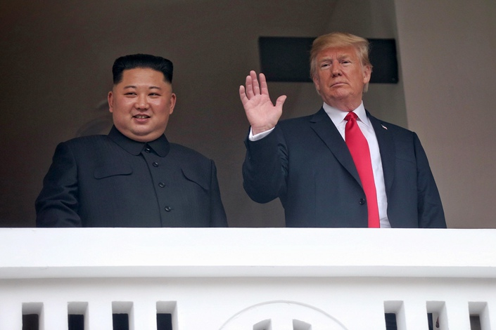 China calls for positive outcomes to break the US-DPRK deadlock