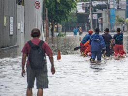 Indonesia floods leave nearly 30 dead, several missing