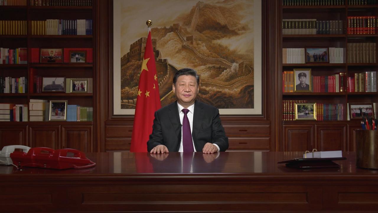 Int'l community praises Xi's New Year speech on world peace, common development