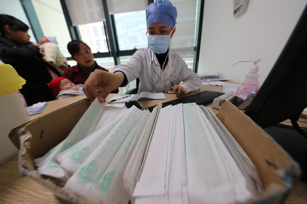 Chinese vaccine for HPV approved