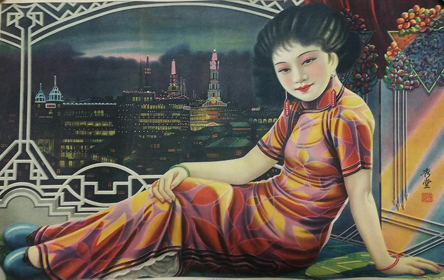 Chinese New Year prints on show at Shanghai History Museum