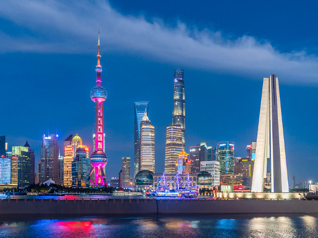 Shanghai sees rapid growth of consumer goods imports