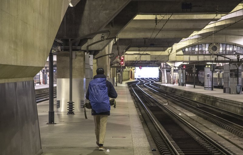 A milestone for French rail strikes: 29th day of walkouts
