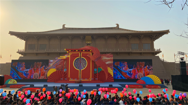 World Invited to Celebrate Spring Festival in Xi'an