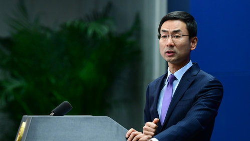 China calls for resumption of US-DPRK dialogue