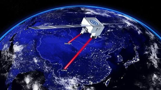China's quantum satellite links with world-first mobile ground station