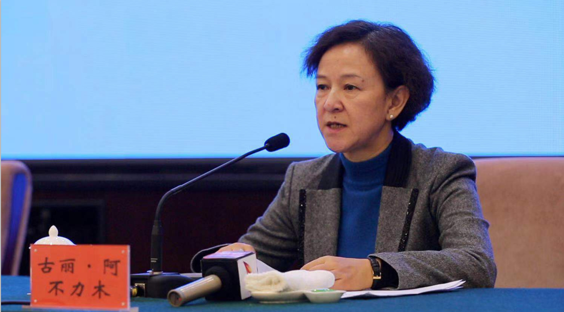 Chinese officials rebut foreign media reports on Xinjiang