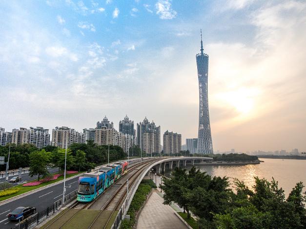China's Guangzhou unveils 15-year rail transit development plan