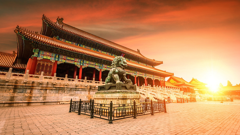 Visitors to Beijing Palace Museum topped 19 million in 2019