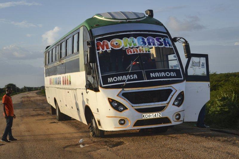 Kenyan officials say extremist attack on bus convoy kills 4